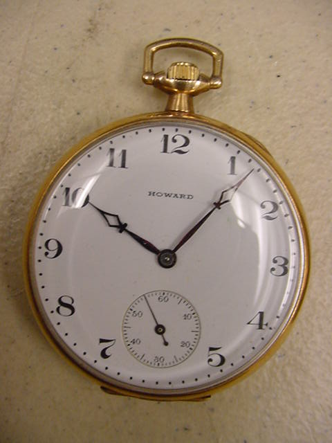 dating a howard pocket watch 11 results for pocket+watch+howard howard miller gallery pocket watch by howard miller this 30 classic pocket watch style wall clock is finished in antique.